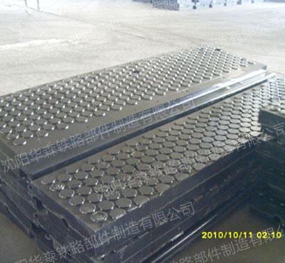 铁路橡胶道口板